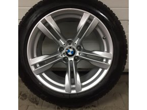 Zimní sada BMW X5 F15 a X6 F16 STYLING M467 9x19 ET37 a 10x19 ET21 včetně pneumatik 255/50 R19 107V XL Continental Winter Contact TS850P * RSc a čidel tlaku RDC