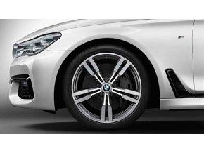 Zimní sada BMW 7 G01, BMW 6 G32 STYLING M648 8,5x20 ET25 a 10x21 ET41 včetně zimních pneumatik 245/40 R20 99V XL a 275/35 R20 102V XL Pirelli W240 Sottozero S2* RSC