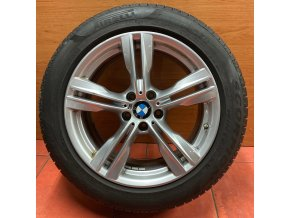 Zimní sada BMW X5 F15 STYLING M467 9x19 ET37 včetně pneumatik 255/50 R19 107V Pirelli Winter , profil 6mm a čidel tlaku RDC