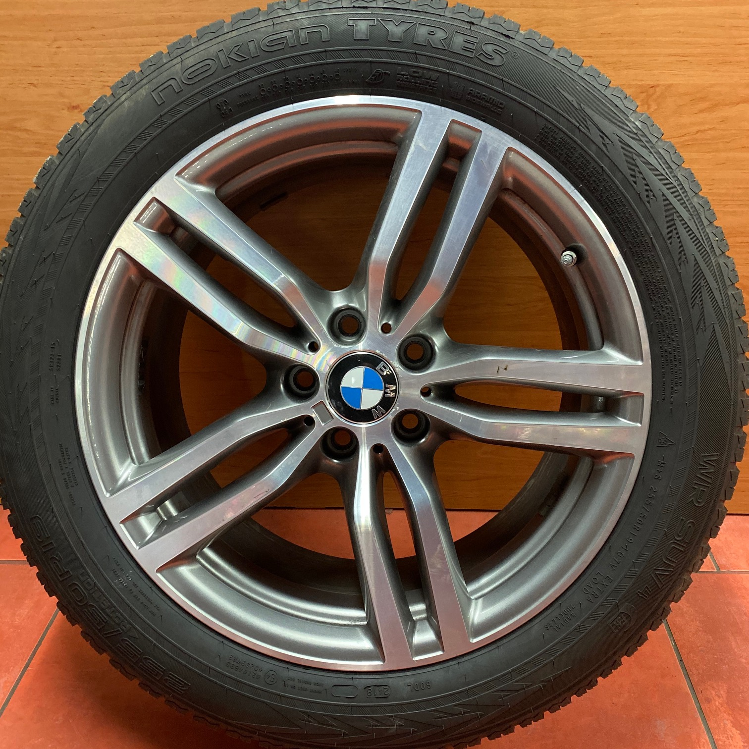 Bmw X6 Styling: Alu Kola Bmw F10