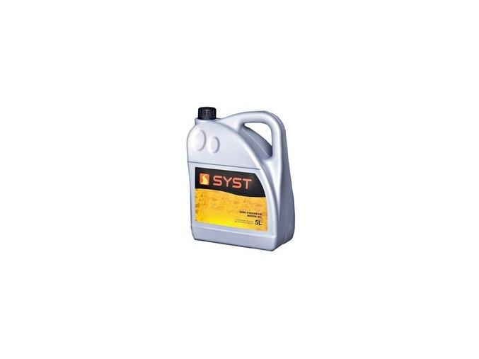 Motorový olej SYST 5W40 5l