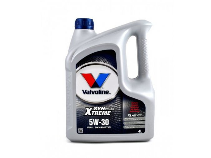 Valvoline SynPower Xtreme XL III C3 5W 30 4 l