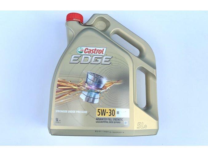Castrol EDGE Titanium FST M 5W-30 5 l