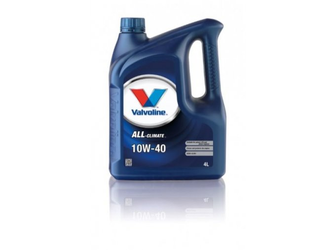Valvoline All Climate 10W 40 4L