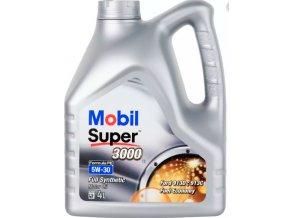 Mobil super 3000 XE 4 L