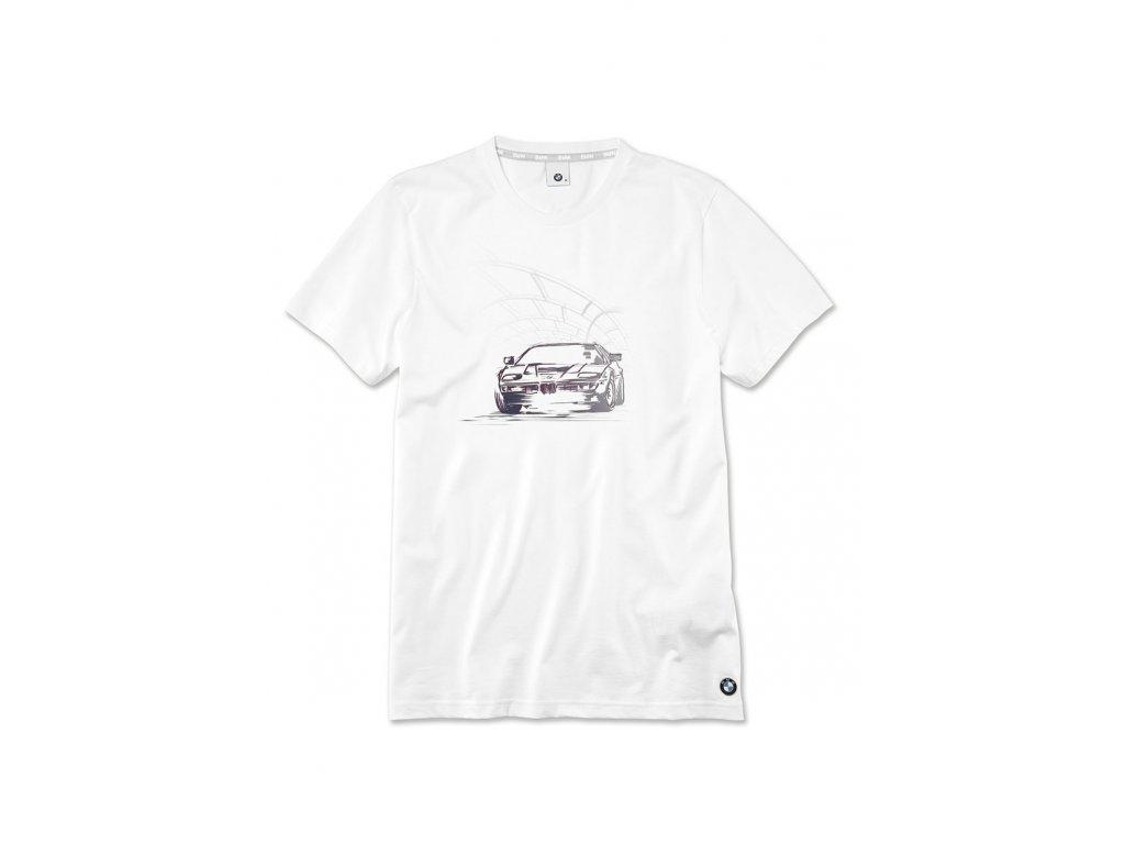 9f9c3eb26980 BMW tričko s potlačou