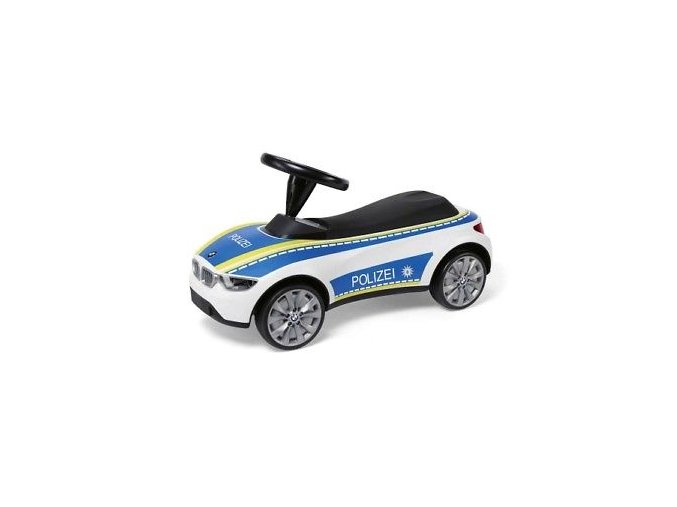 baby racer III police