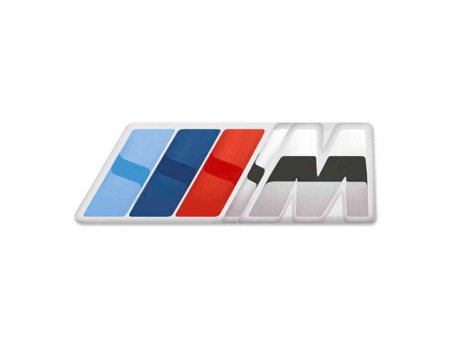 BMW M odznak.