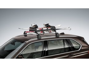 BMW ski rack