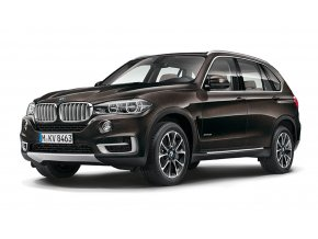 BMW X5.