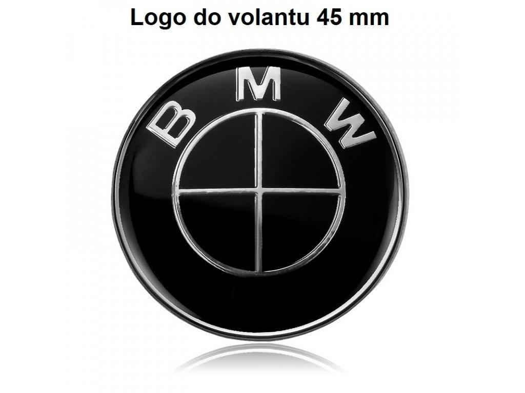 logo do volantu 45mm bmw in style