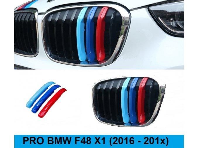 TRIKOLORA BMW F48 X1 (2016-201x) 8 LAMEL