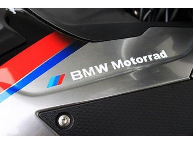 BMW MotorrSticker