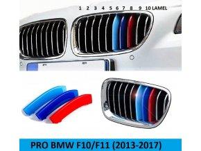 TRIKOLORA BMW F10/F11 (2013-2017) 10 LAMEL
