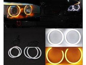 KROUŽKY CTW-S1 BMW E60 / X3 E83 S FUNKCÍ BLINKRU