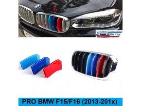 TRIKOLORA BMW F15/F16  (2014-2018) 7 LAMEL
