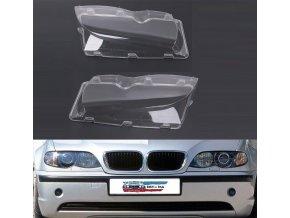 Kryty světel BMW E46 2001-2005