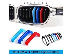TRIKOLORA BMW F30/F31 (2013-2017) 8 LAMEL