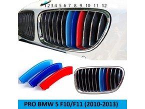 TRIKOLORA BMW F10/F11 (2010-2013) 12 LAMEL