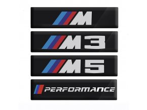 NÁLEPKA  M / M3 / M5 / PERFORMANCE