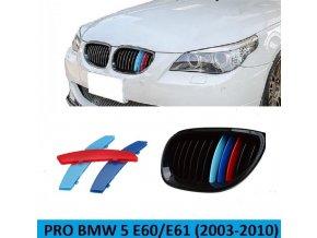 TRIKOLORA BMW E60/E61 (2003-2010)  11 LAMEL