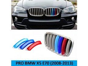 TRIKOLORA BMW E70/E71 (2007-2013) 7 LAMEL