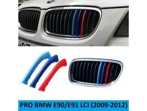 TRIKOLORA BMW E90/E91 (2009-2012) 12 LAMEL
