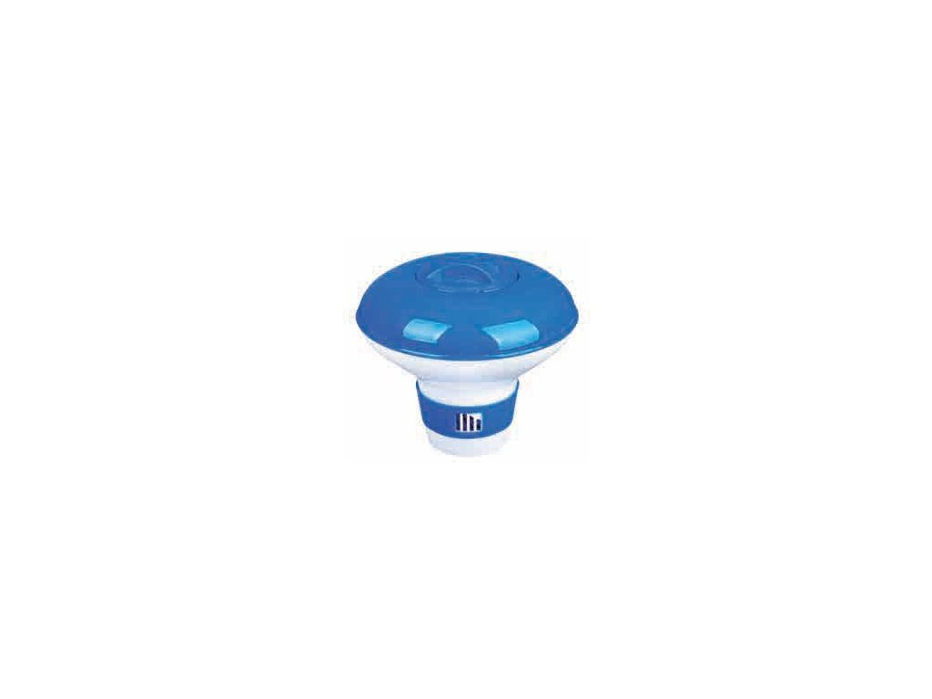 Plovoucí dávkovač chemie malý–12,5 cm 3