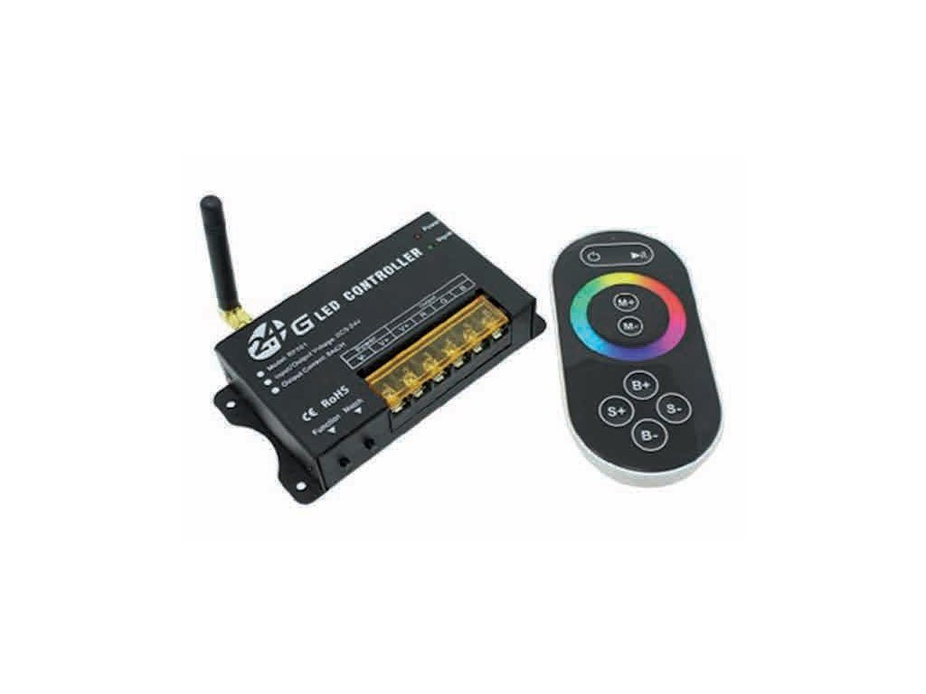 RF synchronizér LED 252 & 324 1