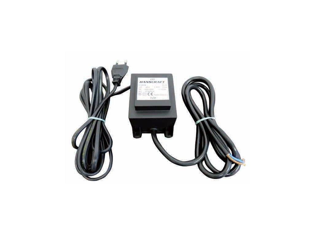 Transformátor bezpečnostní 50 VA (230 –11,5 V AC) zalitý 1