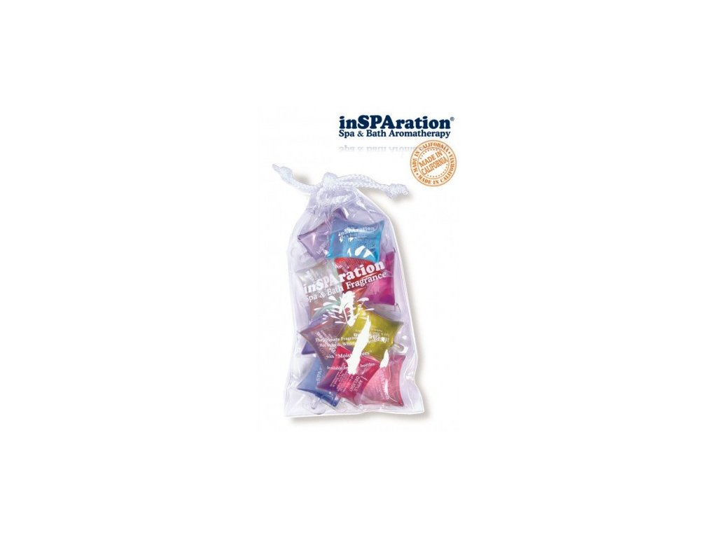 inSPAration GIFT PACK (12x15ml) - inSPAration