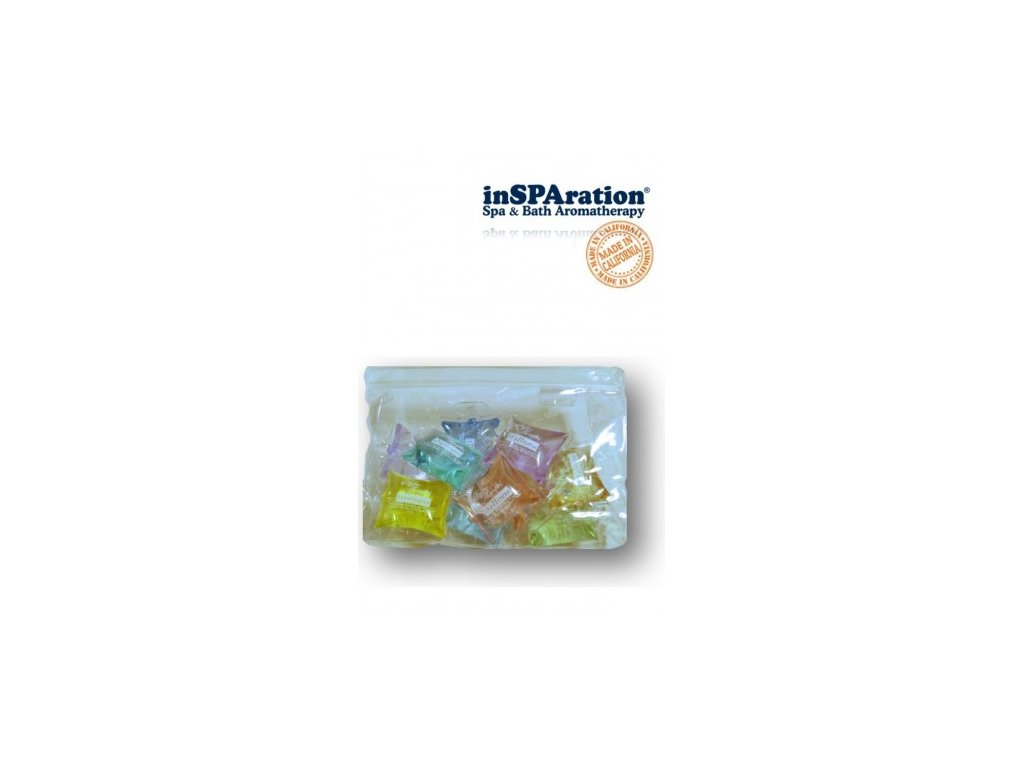 inSPAration GIFT PACK (12x15ml) - Wellness