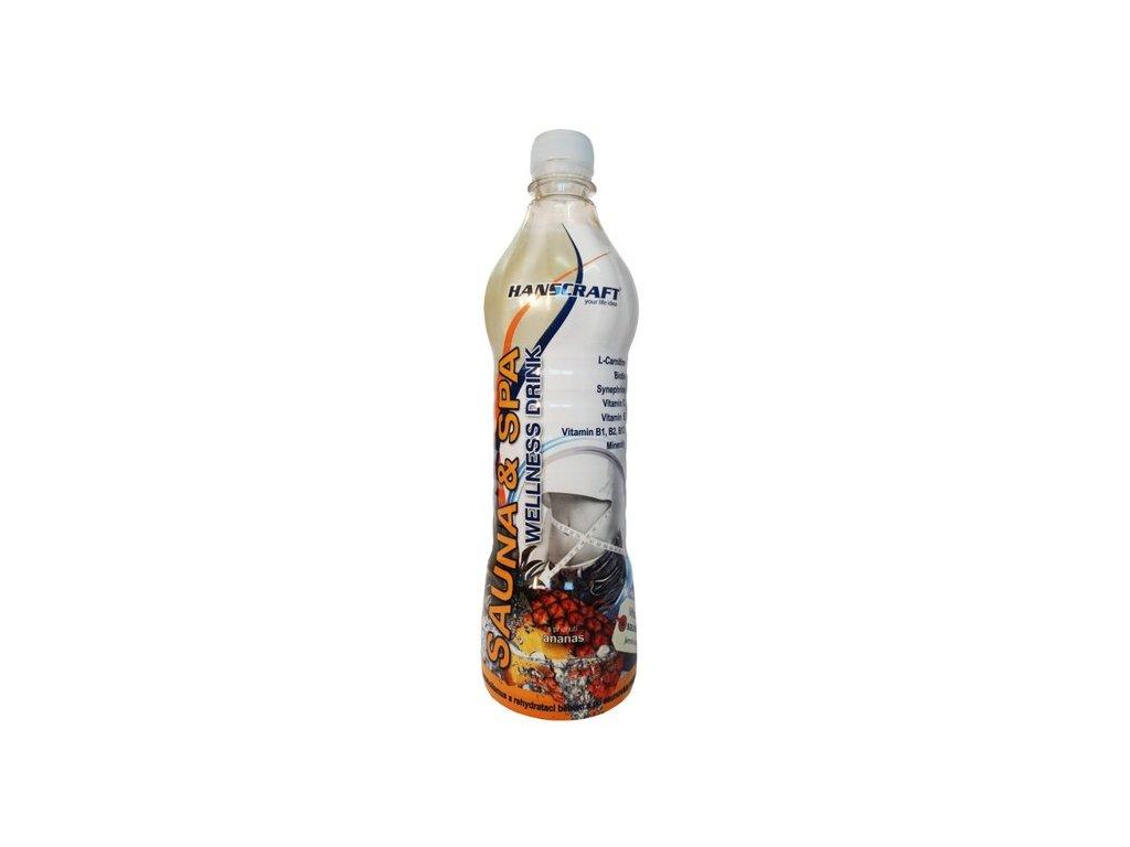 sauna spa drink ananas [800x600]