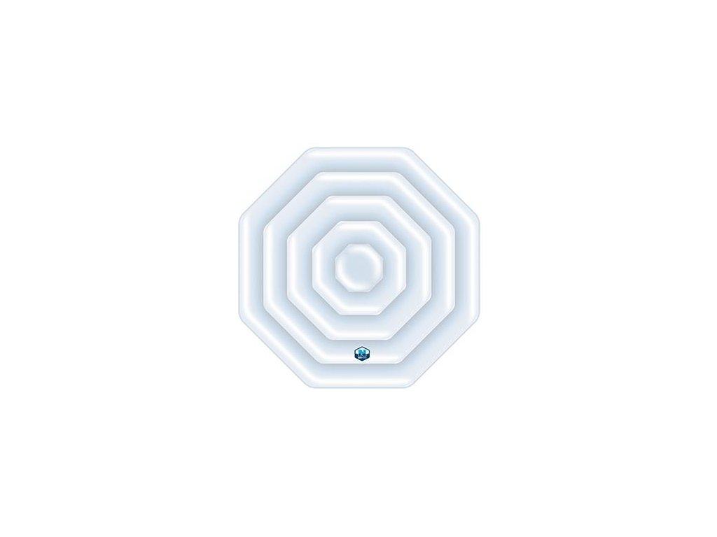 Nafukovací termokryt NetSpa osmiúhelník
