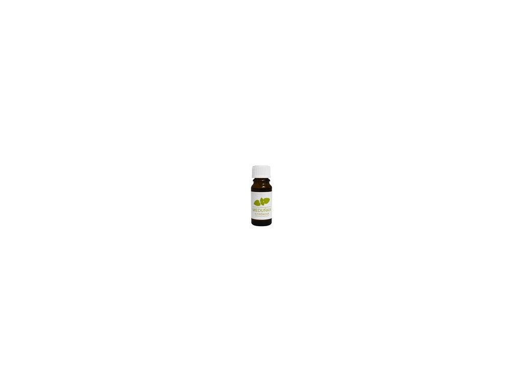Esenciální vonný olej Hanscraft - Meduňka (10ml)