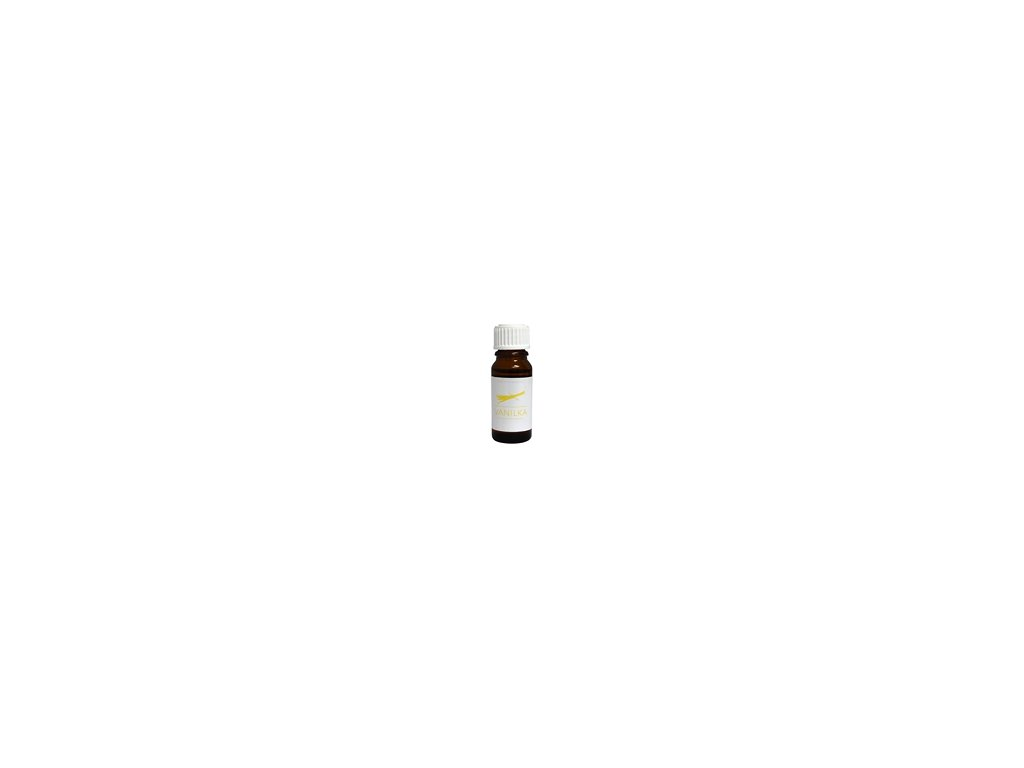 Esenciální vonný olej Hanscraft - Vanilka (10ml)