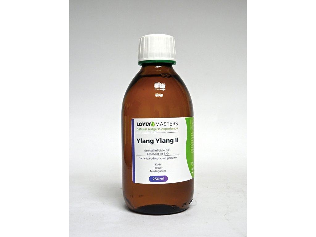 100% EO LOYLY MASTERS Ylang Ylang II (250ml) BIO