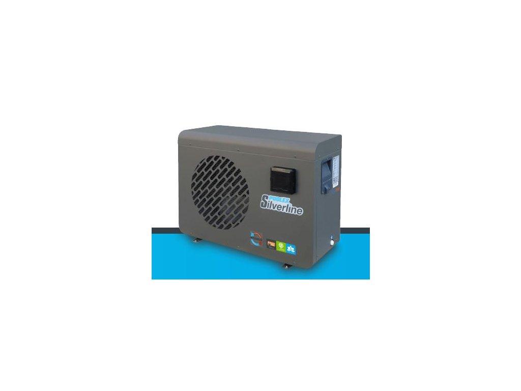 Tepelné čerpadlo Poolex Silverline Modele 55 5,4kW do 30m3