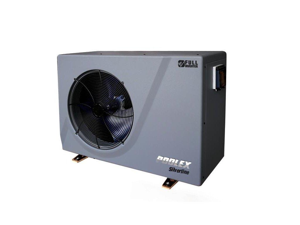 Invertní tepelné čerpadlo Poolex Silverline 120 6,8kW do 65m3