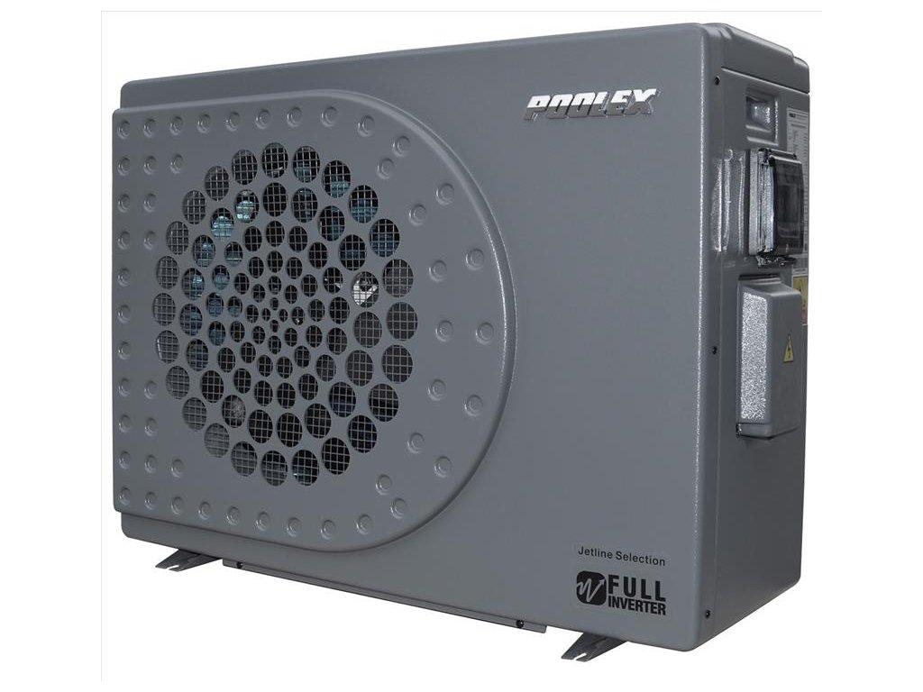 Invertní tepelné čerpadlo Poolex Jetline Selection 125 11,9kW do 65m3