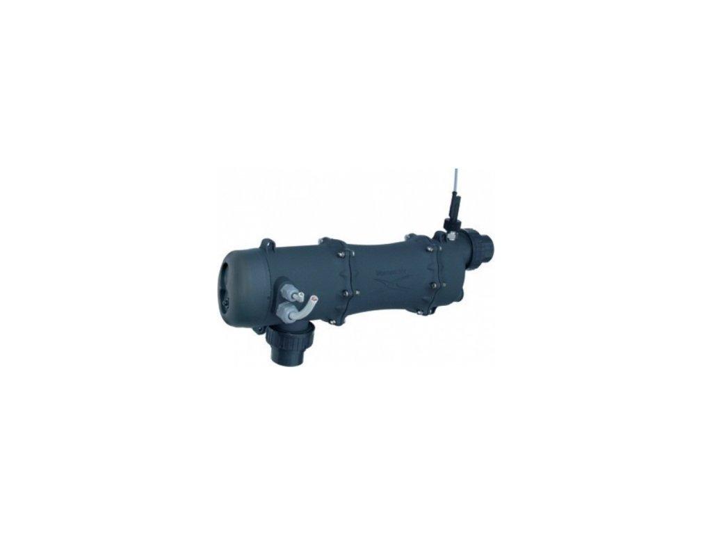 Elektrické průtokové topení 12 kW - MTS
