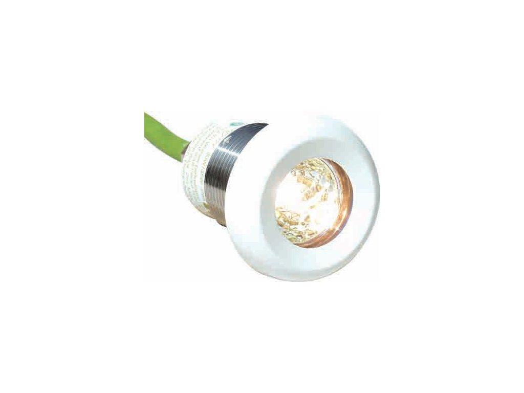 Bazénové světlo bodové 20 W SPL bílé – MTS 1