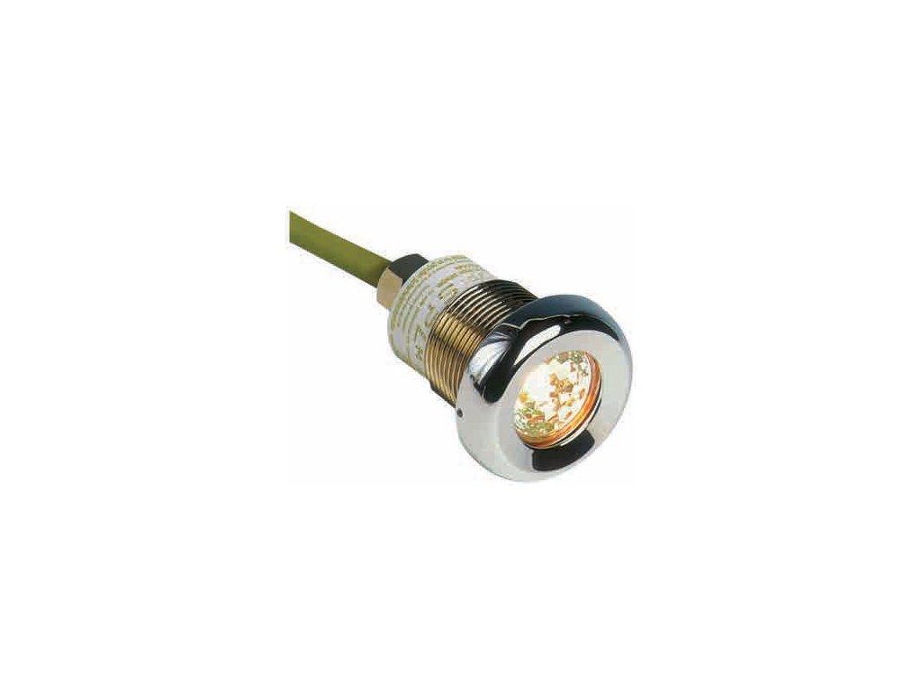 Bazénové světlo bodové 20 W SPL chrom– MTS 2