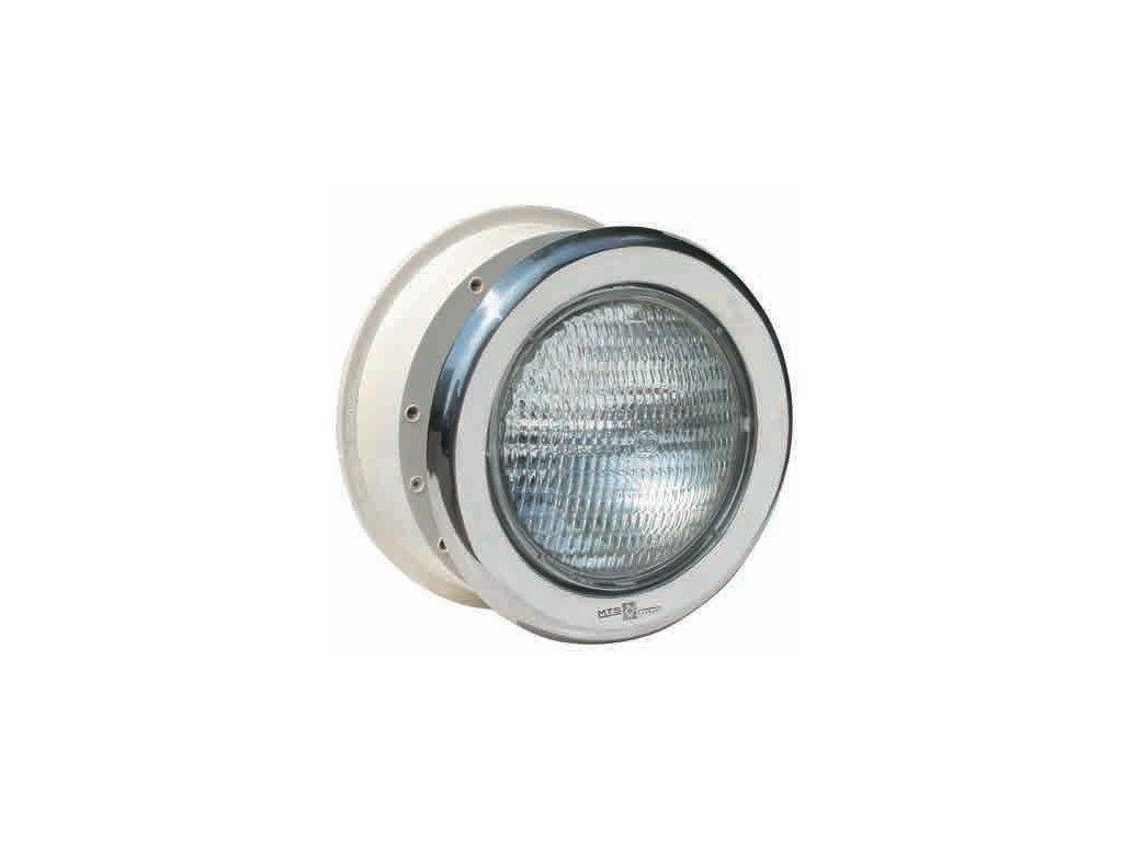 Bazénové světlo MTS 300 W, nerez–do betonu 12