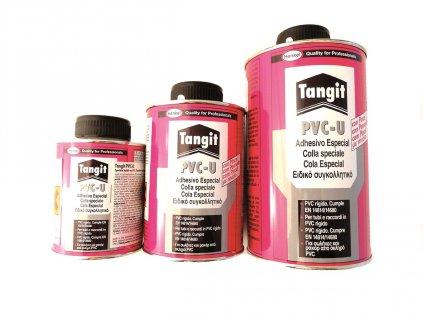 Lepidlo Tangit PVC-U 250 g se štětcem