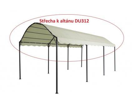 Střecha k altánu DU312