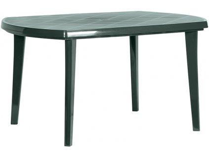 Stůl ELISE - zelený