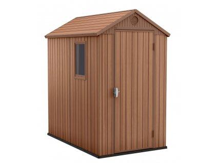 DARWIN domek 4x6