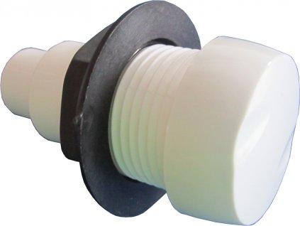 Vzduchový regulátor (bílý)