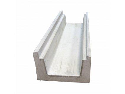 Betonový přelivový žlábek 2,0 m